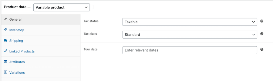 How to add a custom text field to Woocommerce products?