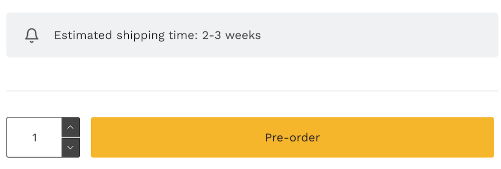How to change Woocommerce add to cart button text if product is in backorder?