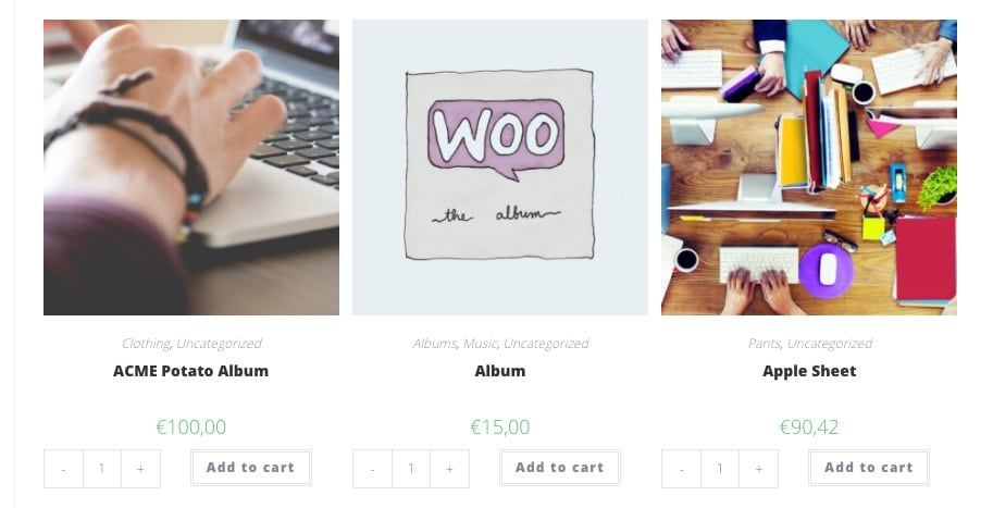 How to add Woocommerce Quantity Selector in OceanWP theme Archive/Loop pages?