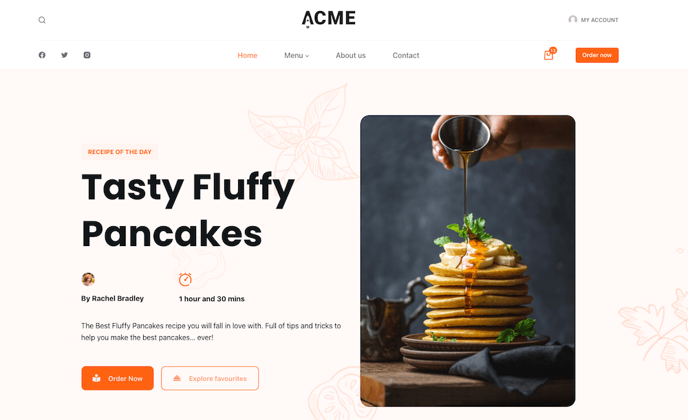 How to Create a Woocommerce Food Ordering Website?