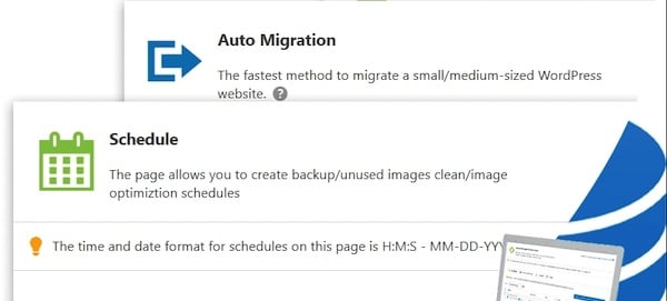 WpVivid - Back up and migrate your WordPress websites automatically.